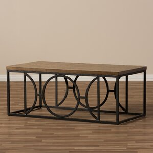 Baxton Studio Coffee Tables by Wholesale Interiors