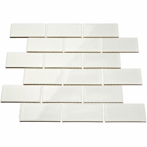 Giorbello 2 X 4 Porcelain Subway Tile In White Reviews Wayfair