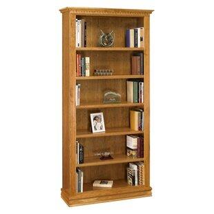 Monticello Standard Bookcase by A&E Wood Designs