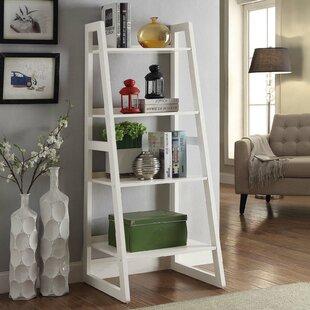 Red Barrel Studio Clarence Ladder Bookcase