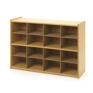 Price comparison Value Line 16 Compartment Cubby By Angeles