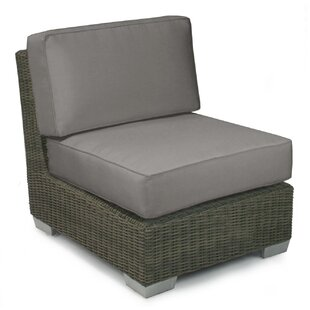 Palisades Armless Center Chair by Patio Heaven Best Design