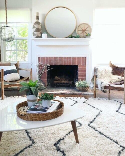 Shop this Room - Modern Living Room Design