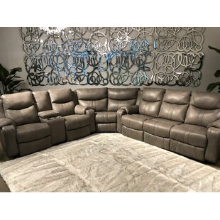 Shop Marvel Reversible Reclining Sectional by Southern Motion