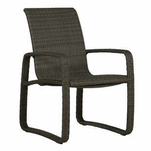 Delray Woven Patio Dining Chair