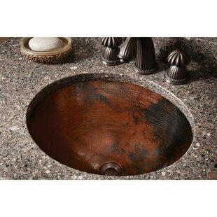 Affordable Price Asana Metal Circular Undermount Bathroom Sink By Elkay