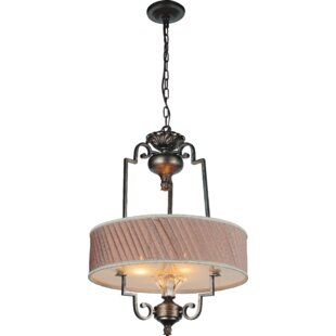 CWI Lighting Rogue 4-Light Pendant