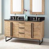 Cael 61 Double Bathroom Vanity Set by Signature Hardware