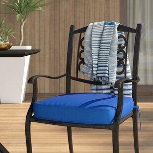 Indoor/Outdoor Sunbrella Dining Chair Cushion