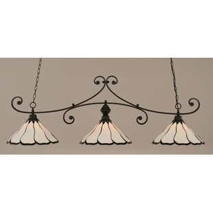 Marylin 3-Light Billiard L..