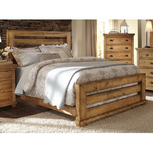 Assya King Panel Bed by Lark Manor