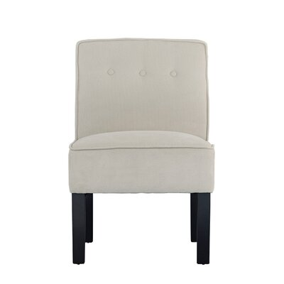 AdecoTrading Fabric Living Room Side Chair & Reviews | Wayfair