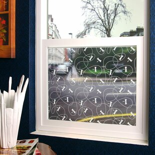 Dragonflies Sheer Window Film by Stick Pretty