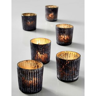 Glass Votive (Set of 6)