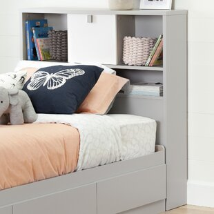 Check Prices Cookie Bookcase Headboard by South Shore Reviews (2019) & Buyer's Guide