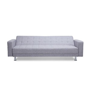 Wade Logan Spirit Lake Convertible Sleeper Sofa