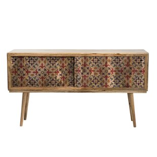 Douglass Console Table By World Menagerie