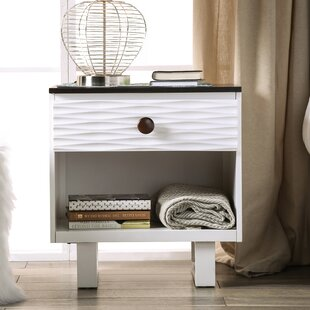 Nita 1 Drawer Nightstand