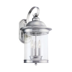 Brettany 3-Light Outdoor Sconce