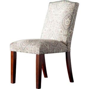 Gharass Parsons Chair by Mistana