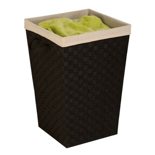 Bargain Woven Laundry Hamper By Honey Can Do
