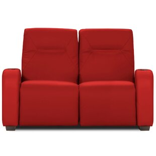 Leather Home Theater Row S..