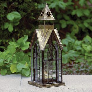 Williston Forge Architectural Metal Lantern