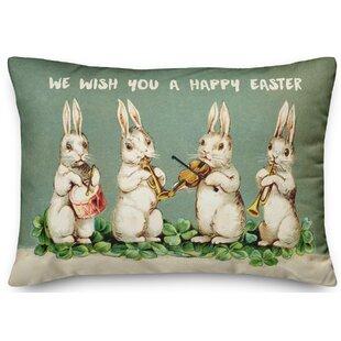 Easter Lumbar Throw Pillows You Ll Love In 2021 Wayfair