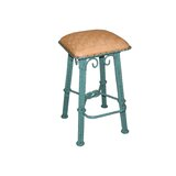 Chaucer 30 Bar Stool by Fleur De Lis Living