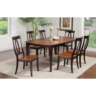 Tomaz Erfly Leaf Solid Wood Dining Table
