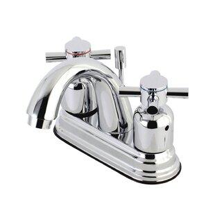 Kingston Brass Concord Centerset Bathroom Fa..