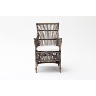 Rosecliff Heights Leverett Dining Chair with Cushions (Set of 2)