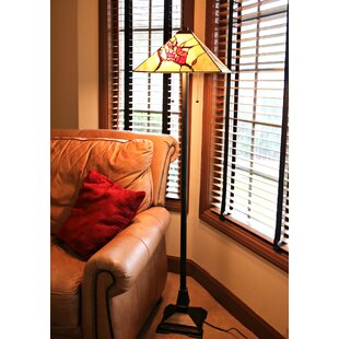 Affordable Tiffany Floral Mission 58 Floor Lamp By Serena D'Italia