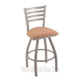 Evers 25 Swivel Bar Stool by Winston Porter #1