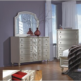 Anette 4 Drawer Media Chest