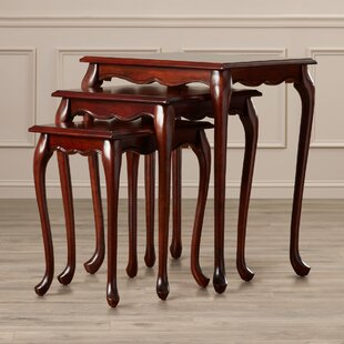 Best Reviews Parker 3 Piece Nesting Tables By Astoria Grand