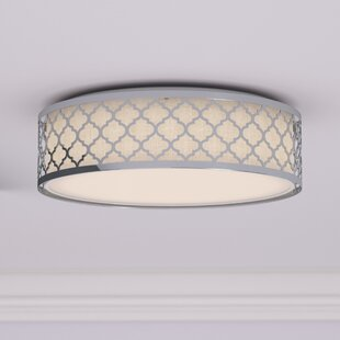Flush mount lighting youll love wayfair save to idea board mozeypictures Gallery