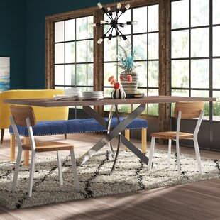 Dining Table And 2 Chairs By Angel Cerda
