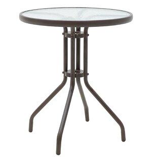 Alma Metal Bistro Table By Sol 72 Outdoor