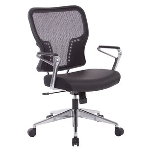 Office Star Products Mid-Back Mesh Desk C..