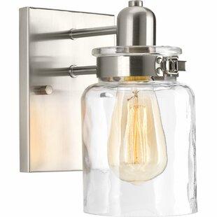 Shopping for Vasilia 1-Light Bath Sconce By Laurel Foundry Modern Farmhouse