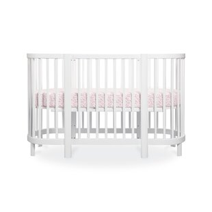 Reviews Hula In Bloom Oval Fitted Crib Sheet Bybabyletto