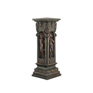 Design Toscano Fontaine des Innocents Pedestal Plant Stand