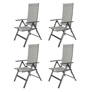Massie Folding Garden Chair (Set Of 4) By Sol 72 Outdoor