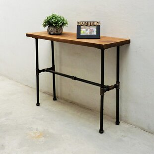 Reviews Cissell Industrial Chic Console Table By Williston Forge