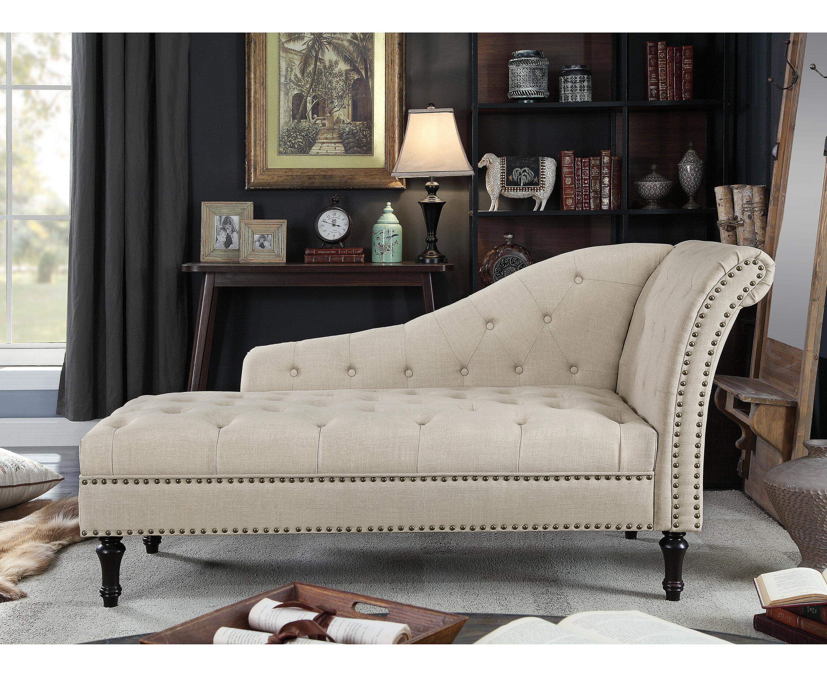 Darby Home Co Deedee Chaise Lounge & Reviews | Wayfair