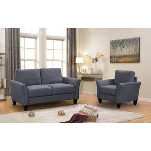 Mcniel 2 Piece Living Room Set by Red Barrel Studio