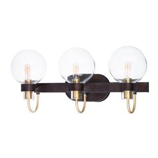 George Oliver Boissonneault 3-Light Vanity Light