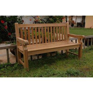 Devonshire Teak Garden Bench