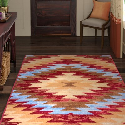 Red Western Area Rugs You Ll Love In 2019 Wayfair